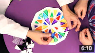 Color Wheel Sample Game